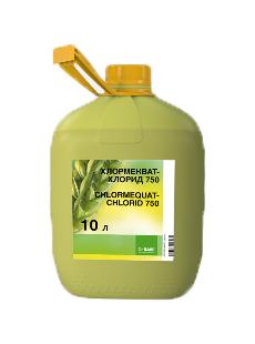 Регулятор росту Хлормекват-Хлорид 750