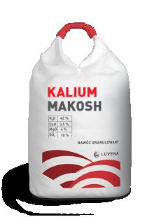 Калійне добриво Каліум Макош K (Ca, Mg, S) 42-(3,5-4-10)