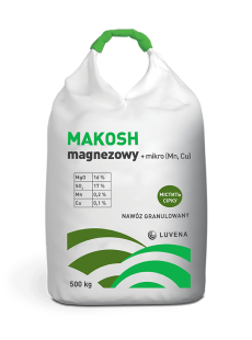 Сульфат магнію Макош Магнезовий Mg (S) 16-(17) + Mn, Cu