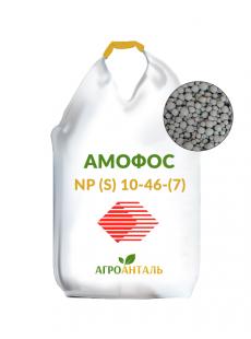 Азотно-фосфорне добриво Амофос NP (S) 10-46-(7) (Казахстан)