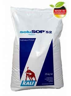 Микроудобрение Сульфат калия soluSOP 52