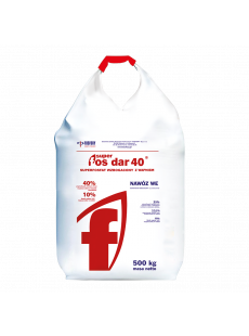 Суперфосфат обогащенный СуперФосДар 40 P (Ca) 40-(10) + B, Co, Cu, Fe, Mn, Mo, Zn