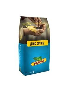 Семена кукурузы ДКС 3415