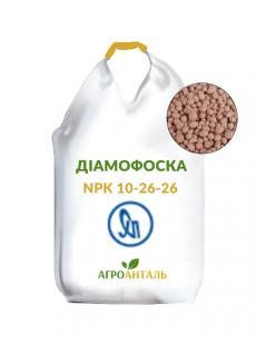 Діамофоска NPK 10-26-26 (Україна)