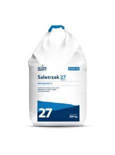 Універсальне азотне добриво Saletrzak 27 makro