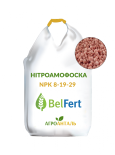 Нитроаммофоска NPK 8-19-29 (Беларусь)