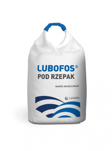 Любофос під Ріпак NPK (Ca, Mg, S) 3,5-10-18,5-(2-2,5-14,5) + 0,2В