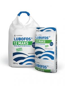 Добриво Любофос 12 МАКС PK (Ca, Mg, S) 12-25-(2-2,5-6)