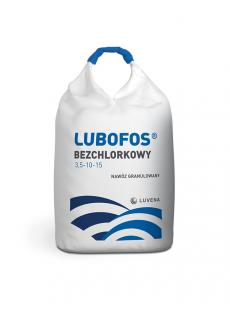Любофос безхлорний NPK (Ca, Mg, S) 3,5-10-15-(2-2,5-27,5)
