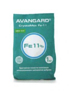 Микроудобрение Avangard CrystalMax Fe-11