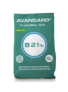 Микроудобрение Avangard CrystalMax B-21