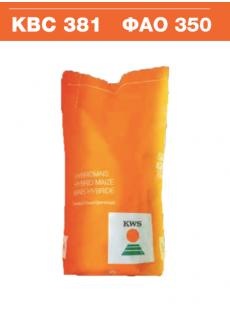 Семена кукурузы КВС 381