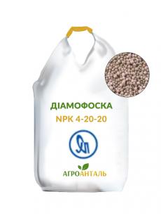 Диаммофоска NPK 4-20-20 (Украина)